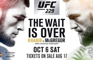 Conor McGregor Khabib Nurmagomedov TV Sverige se UFC 229 PPV på Viaplay Pay-per-view!