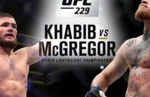Conor McGregor vs Khabib Nurmagomedov odds UFC 229 vinnare odds – vem vinner enligt oddsen Khabib McGregor?