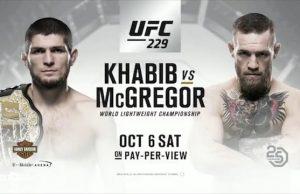 McGregor vs Khabib TV kanal - se tid & vilken kanal sänder Khabib vs McGregor på TV i Sverige?