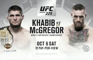 Conor Mcgregor vs Khabib Nurmagomedov live stream gratis? Streama McGregor vs Khabib UFC 229 fight!