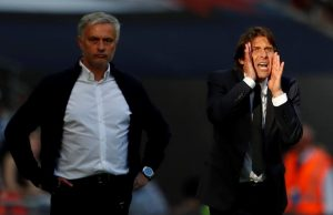 Conte blir Real Madrids nye tränare