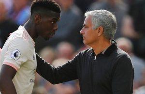 Kan vara Mourinhos sista match