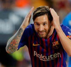 Klausulen: Messi kan lämna Barcelona 2020