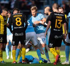 Malmö FF Hammarby startelvor, laguppställning, odds & statistik inför matchen!