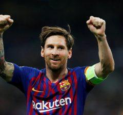 Manchester City försökte värva Lionel Messi