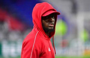 Manchester United på plats för att följa Tanguy Ndombele