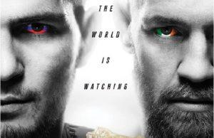 McGregor vs Khabib TV tider vilken tid börjar UFC 229 fighten svensk tid