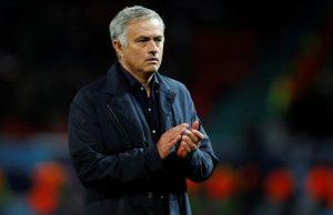 Mourinho får sparken till helgen
