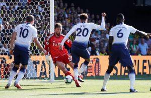 Officiellt: Dele Alli förlänger med Tottenham