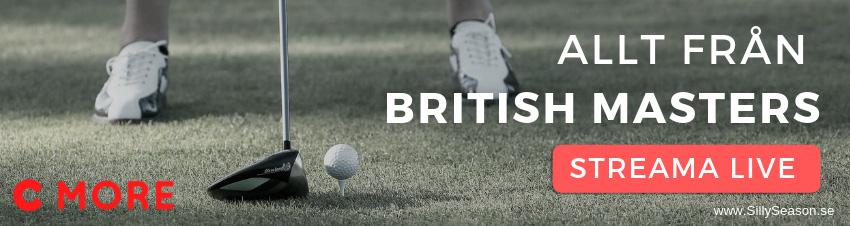 Prispengar British Masters