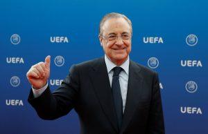 Real Madrid vill värva Exequiel Palacios i januari