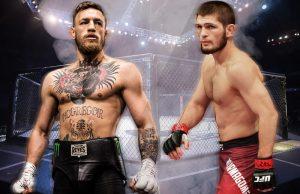 Se McGregor vs Khabib stream gratis live - se UFC 229 fight live inatt & idag!