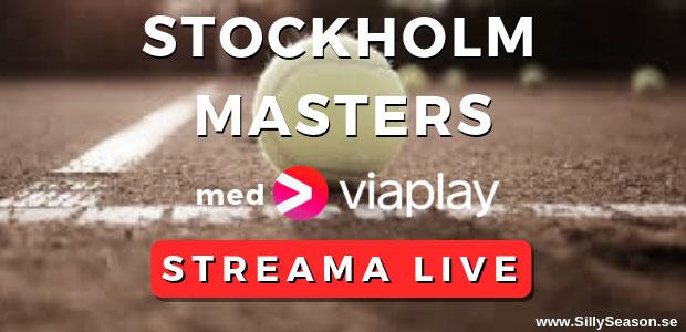 Stockholm Open tennis live stream