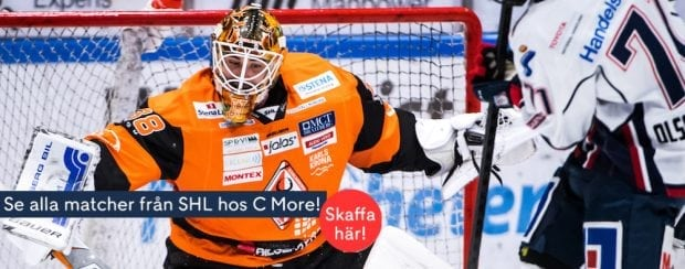 Streama shl hockey gratis