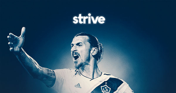 Strive streaming - La Liga, Serie A och MLS