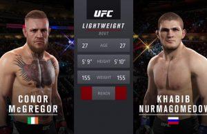 UFC 229 Conor McGregor vs Khabib Nurmagomedov Fight Card 2018 - komplett matchkort 2018!