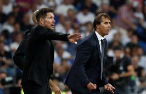 Uppgifter: Real Madrid kan sparka Julen Lopetegui