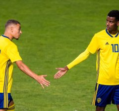 Alexander Isak närmar sig La Liga