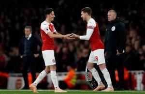 Arsenal vill sälja Ramsey till Juventus