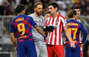 Atletico Madrid Barcelona live stream gratis? Streama Atletico - Barcelona online!