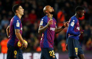 Dembeles sista chans i Barca