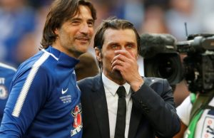 Ingen stress för Conte
