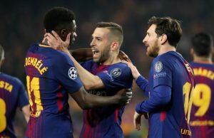 Jordi Alba kan lämna Barcelona