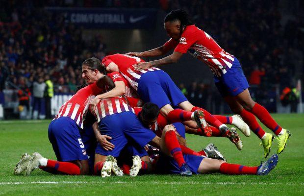 Manchester United vill värva Diego Godin