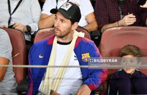 Messi nobbar flytt til Manchester City - igen