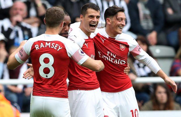 Arsenal heta pa transfermarknaden