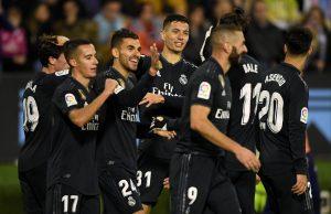 Solari tar över Real Madrid