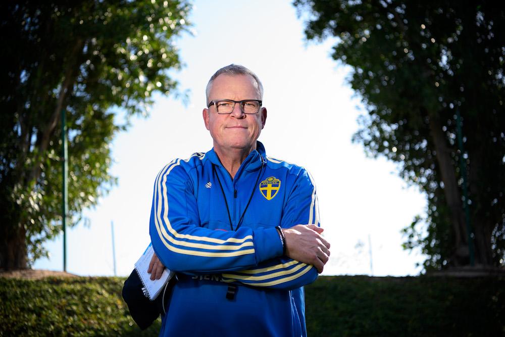 Lista: Tio roliga fakta om Janne Andersson