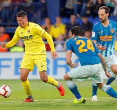 Uppgifter- Arsenal siktar in sig på Pablo Fornals