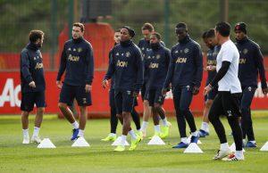 Uppgifter: Eric Bailly kan lämna United under januarifönstret