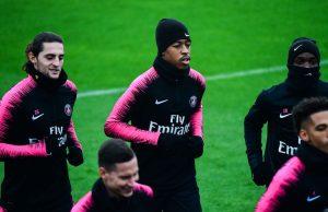 Uppgifter: Flera klubbar in i kampen om Adrien Rabiot