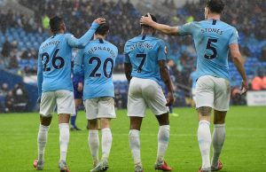 Uppgifter: Raheem Sterling förlänger med Manchester City