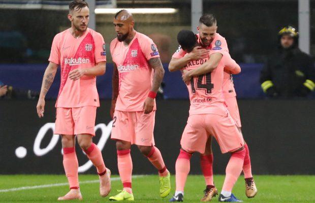Vändningen: Jordi Alba kan förlänga med Barcelona