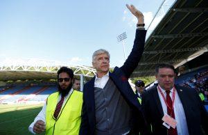 Wenger nobbade Fulham