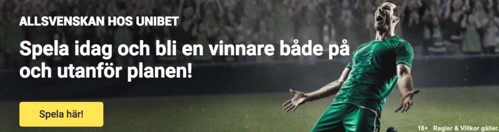 Allsvenskan odds 2020
