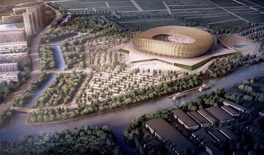 Arenor VM 2018 - Kaliningrad Stadion