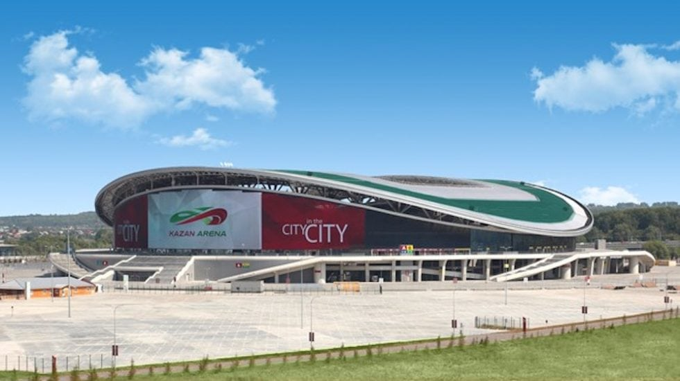 Arenor VM 2018 - Kazan Arena