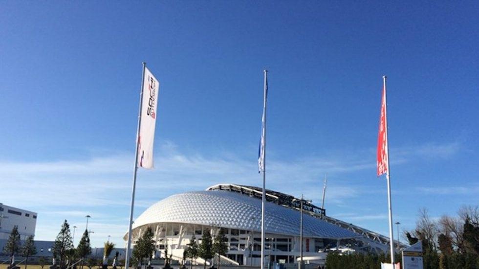 Arenor VM 2018 - Olympiastadion Fisjt