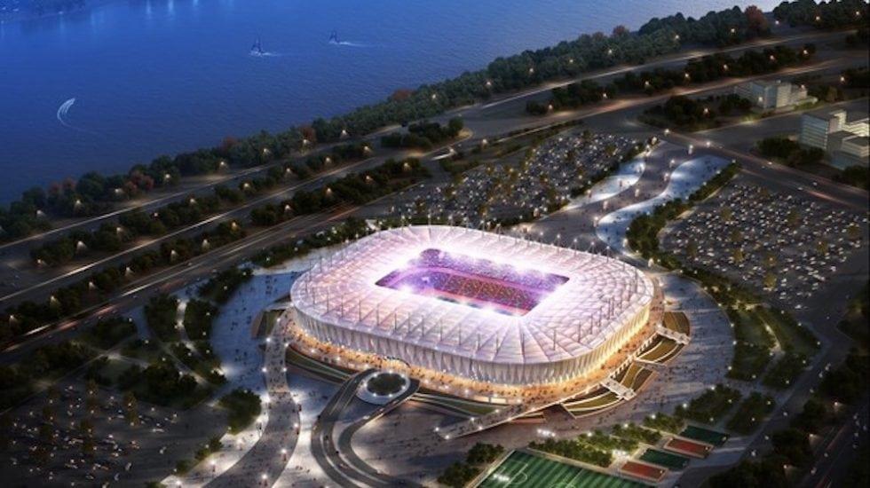 Arenor VM 2018 - Rostov Arena