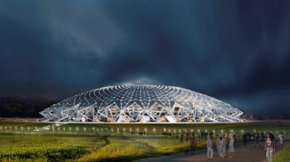Arenor VM 2018 - Samara Arena
