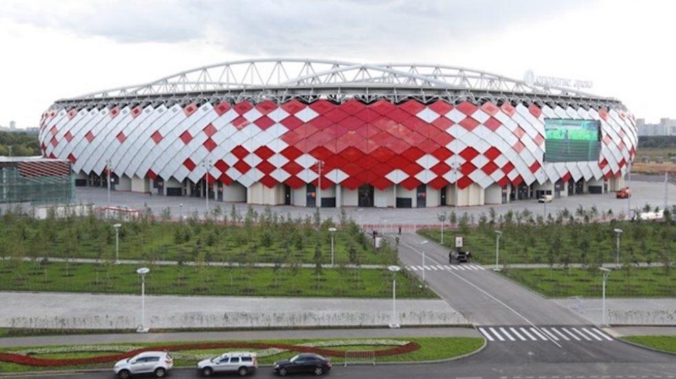 Arenor VM 2018 - Spartak Stadion
