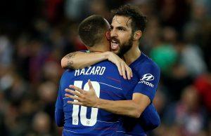 Fabregas allt närmare Milan