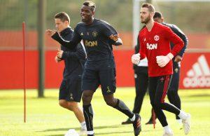 Mourinho sparkad - då stannar Pogba?