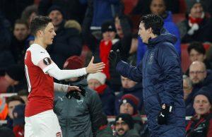 Emery: Vi behöver Özil