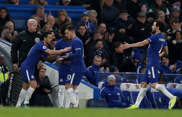 Chelsea ersätter Fabregas med Suarez