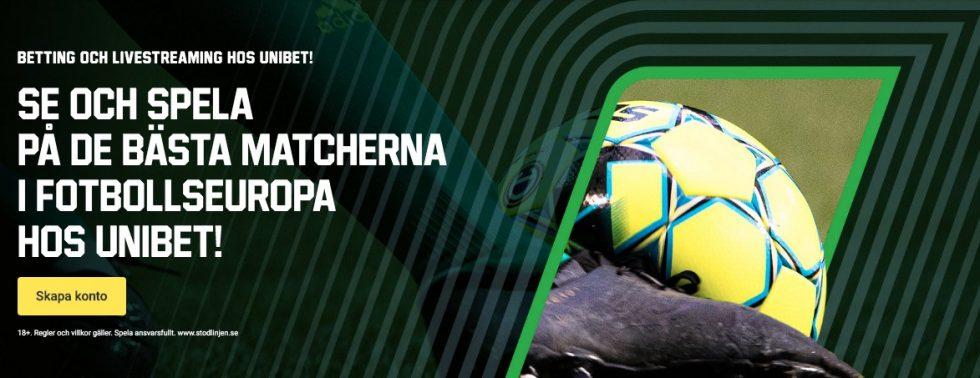 LISTA- Osannolika vändningar i Champions League